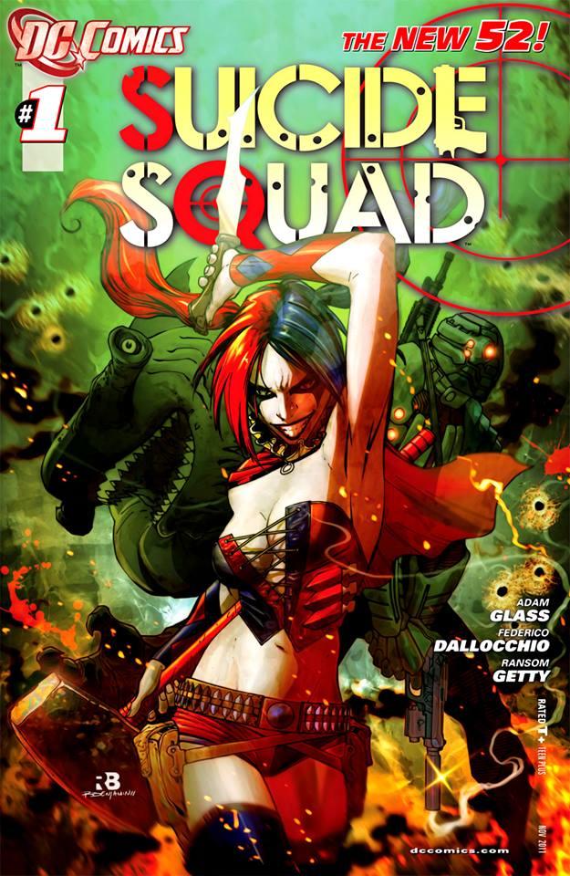 Препоръки-Suicide Squad