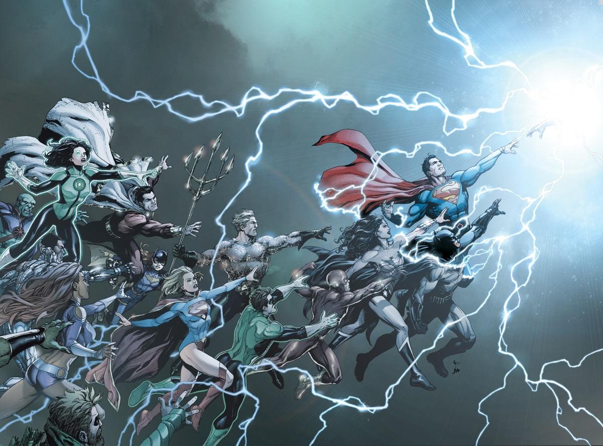 DC се прероди!