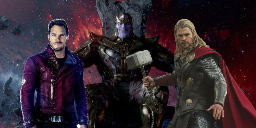 Потвърдено!!! Guardians Of The Galaxy ще участват в Avengers: Infinity War