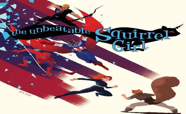 Комикс ревю: The Unbeatable Squirrel Girl #6-8