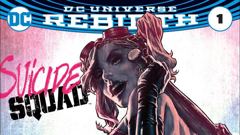DC Suicide Squad Rebirth #1
