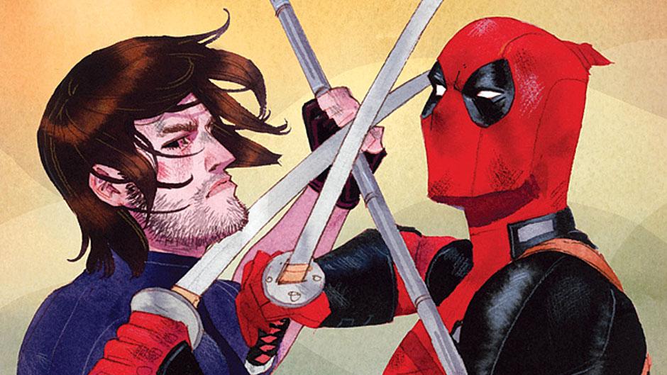 Комикс Ревю: Deadpool v. Gambit