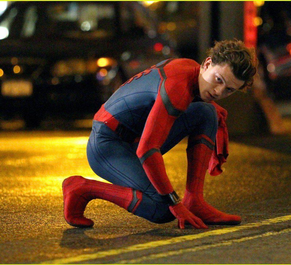 """Няколко снимки от снимачната площадка на """"Spider-Man: Homecoming"""""""