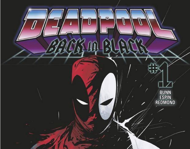 Пръв поглед към Deadpool: Back in Black #1!