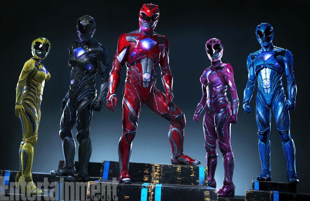 Power Rangers се завръща с максимум сила и надежди за голям успех в пълнометражен филм