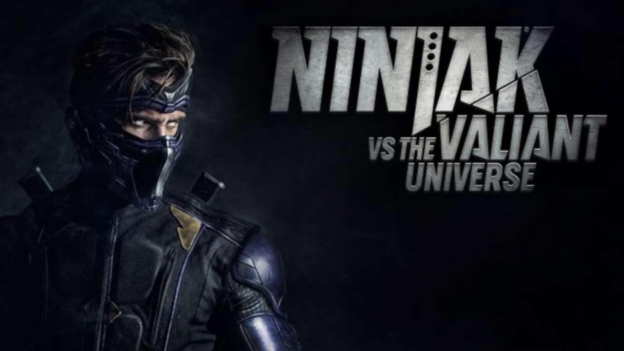 Valiant Comics и Ninjak