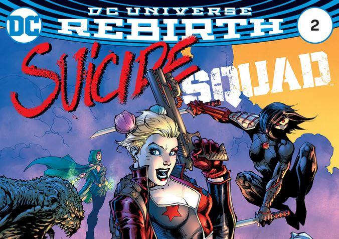 Suicide Squad Rebirth #2-#3