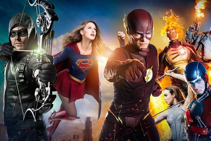 CW публикува четири нови постера Heroes VS Aliens (кросоувър поредица)