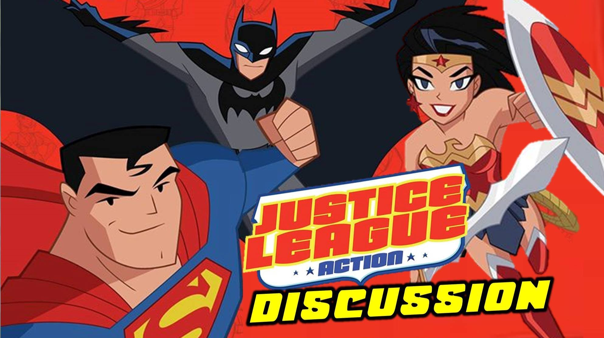 Пристига Justice League Action