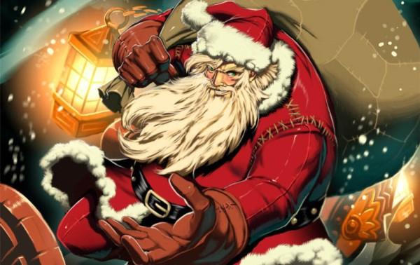 5 добри комикс истории с Дядо Коледа