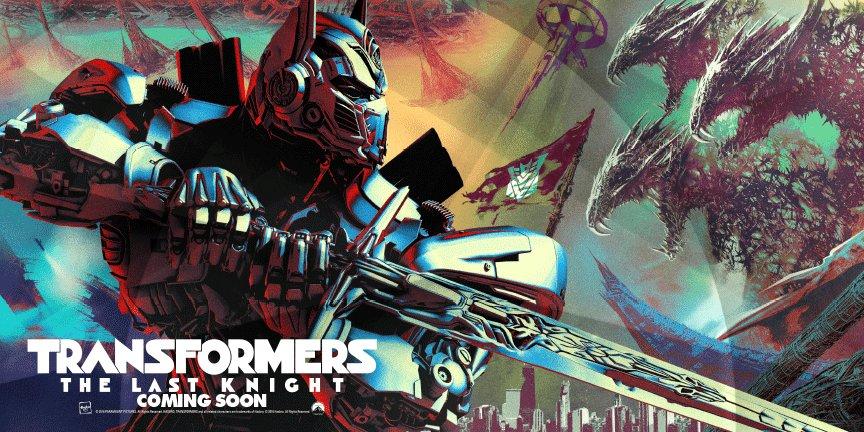 Новия трейлър на Transformers: The Last Knight e вече тук!