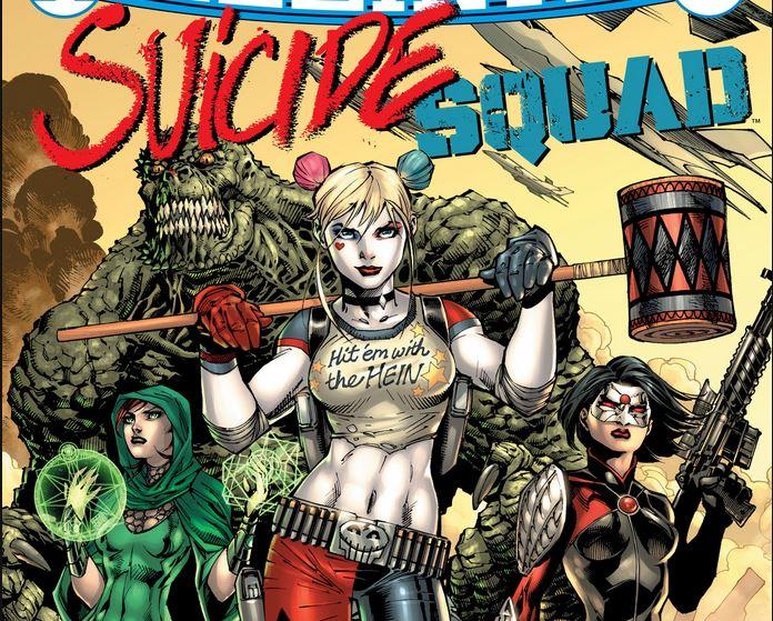 Suicide Squad Rebirth #4-#5