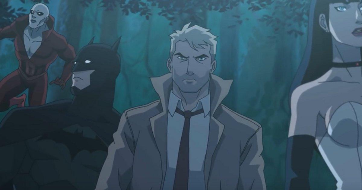 Нов трейлър на Justice League Dark