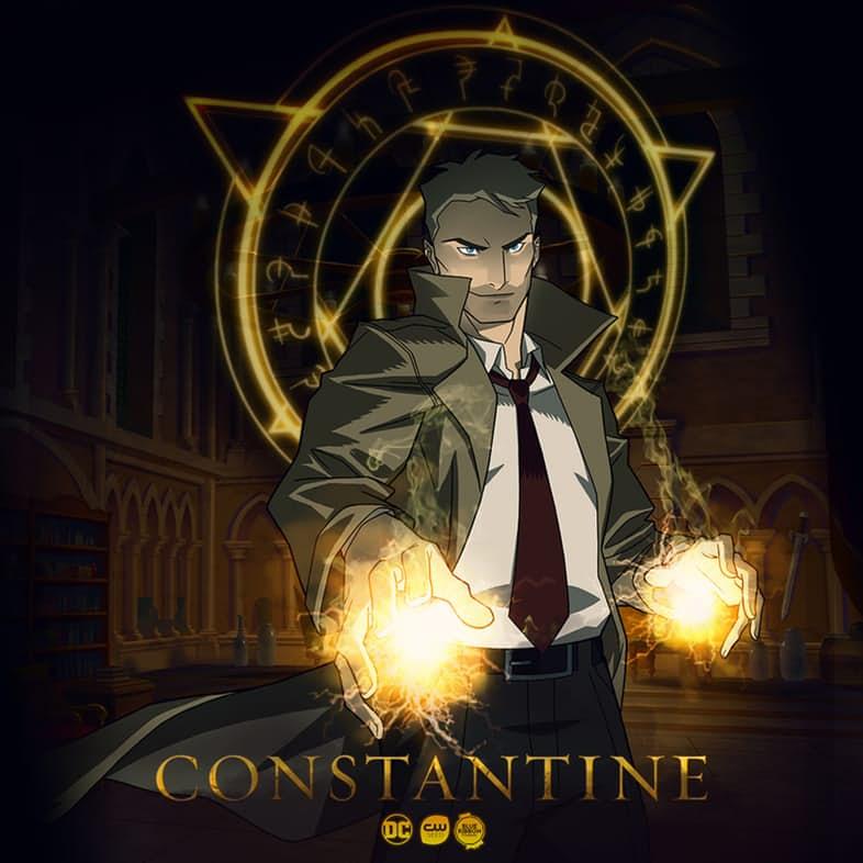 Джон Константин се завръща в анимационен сериал