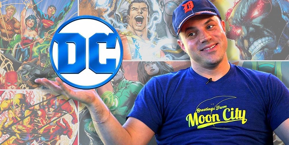 Джеф Джоунс зарадва феновете на DC сериалите