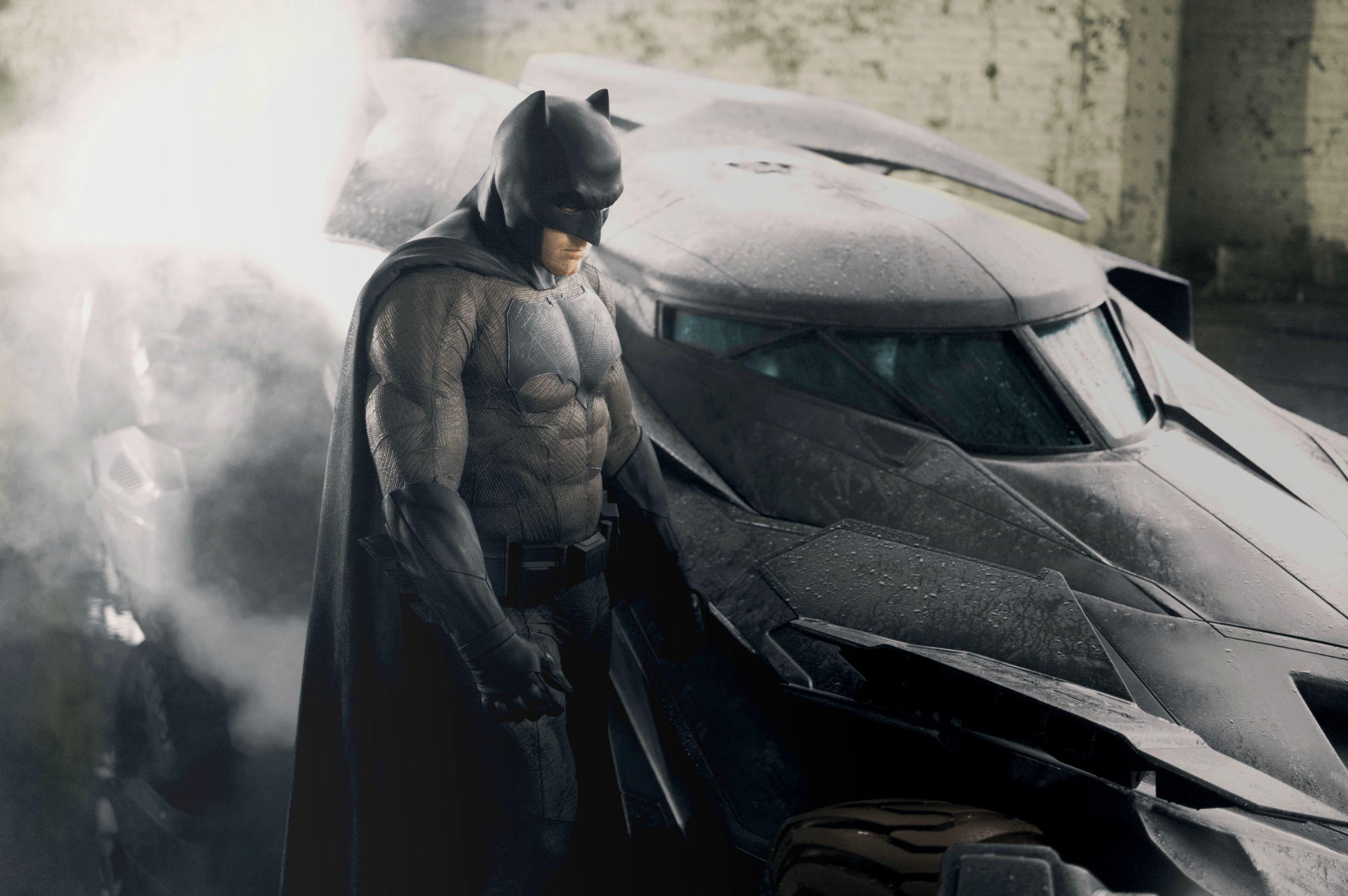 The Batman няма да бъде режисиран от Бен Афлек