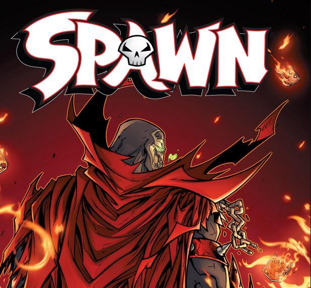 Ревю: Spawn #256
