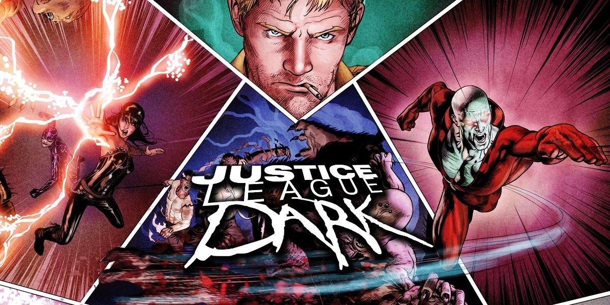 Какво мисля за: Justice League Dark
