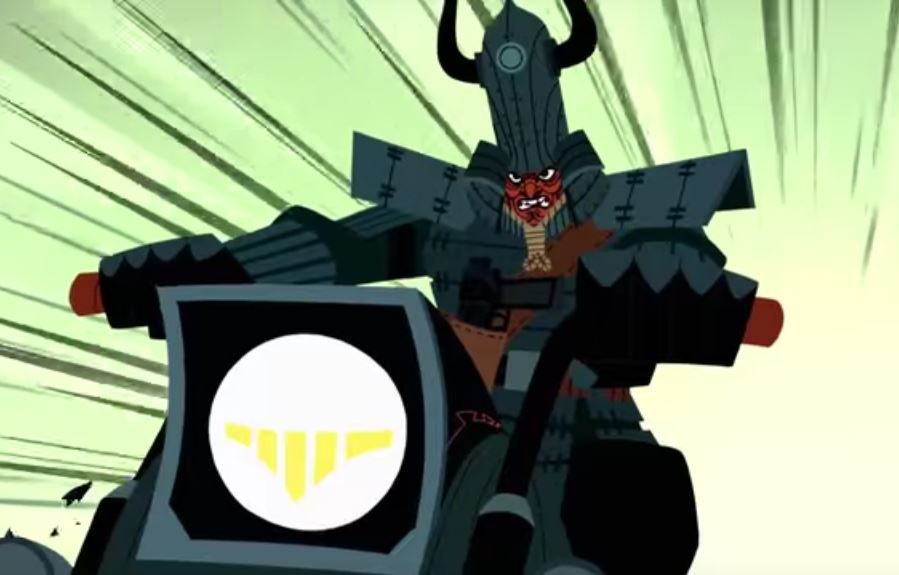 Кратък поглед към пети сезон на Самурай Джак