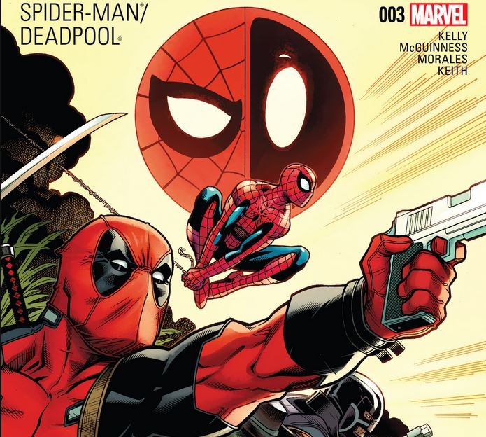 Ревю: Spider-Man/Deadpool #3