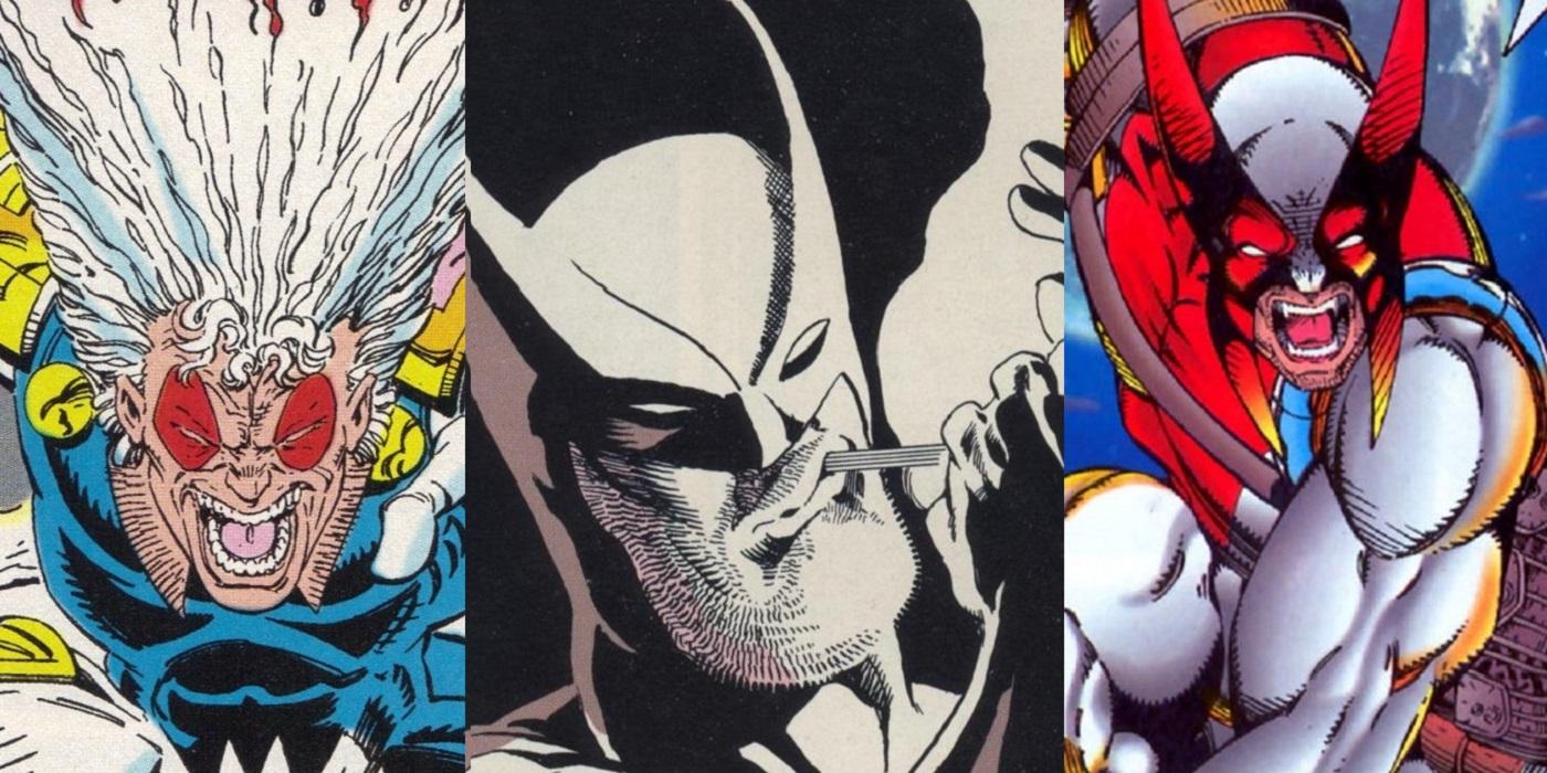 Героите и техните имитации: Wolverine