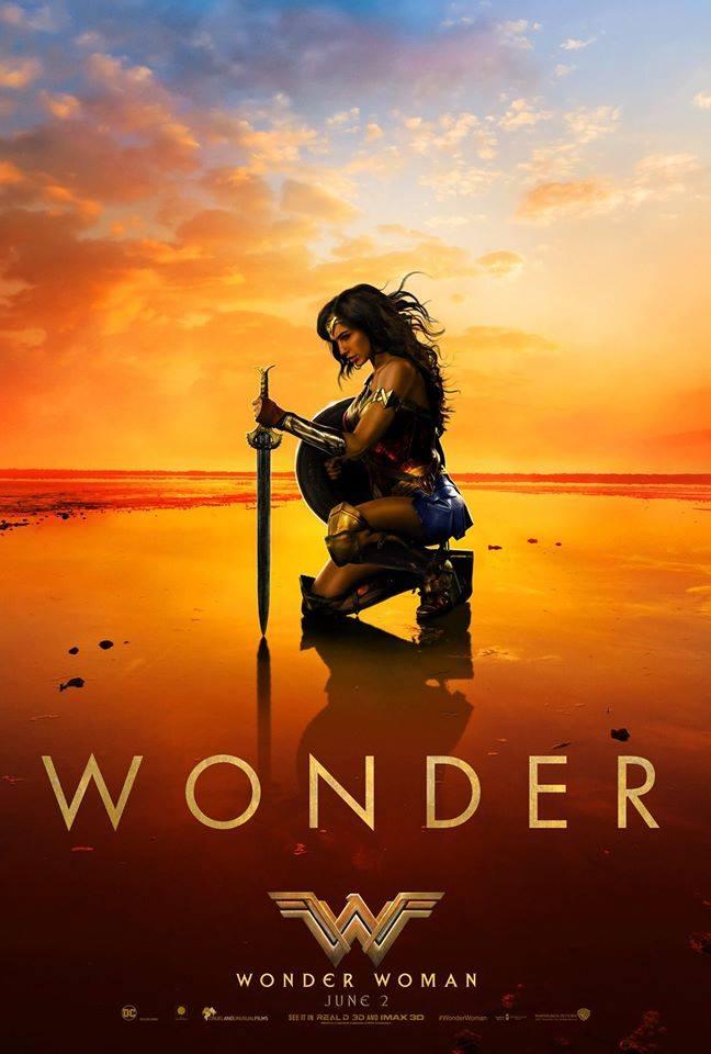 Нов трейлър за Wonder Woman