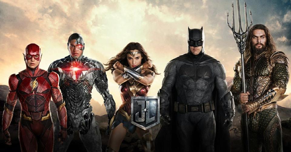 Justice League-тийзъри и снимки