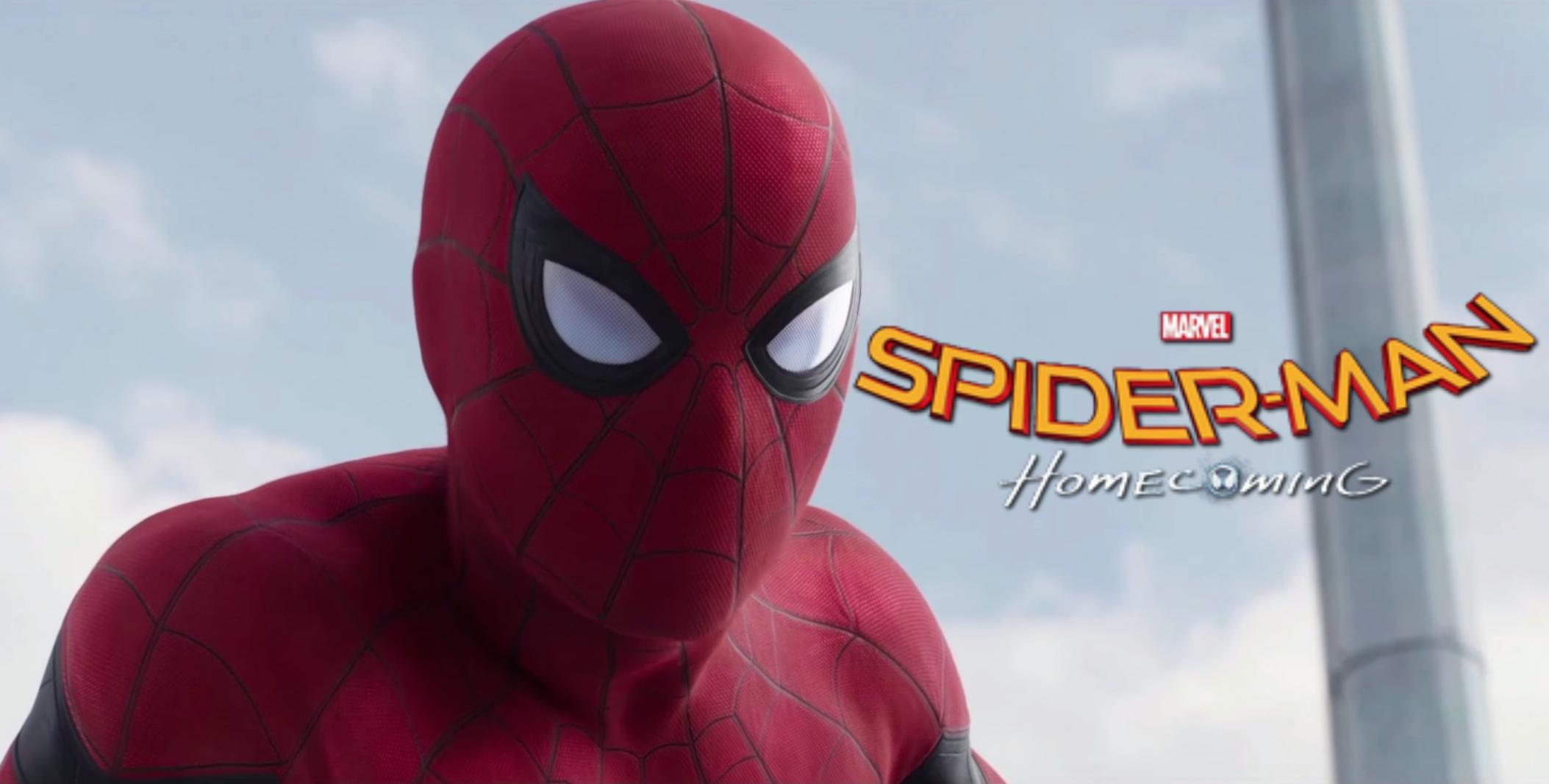 Нов трейлър за Spider-Man: Homecoming
