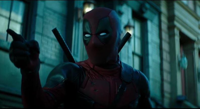 Тийзър: Deadpool 2