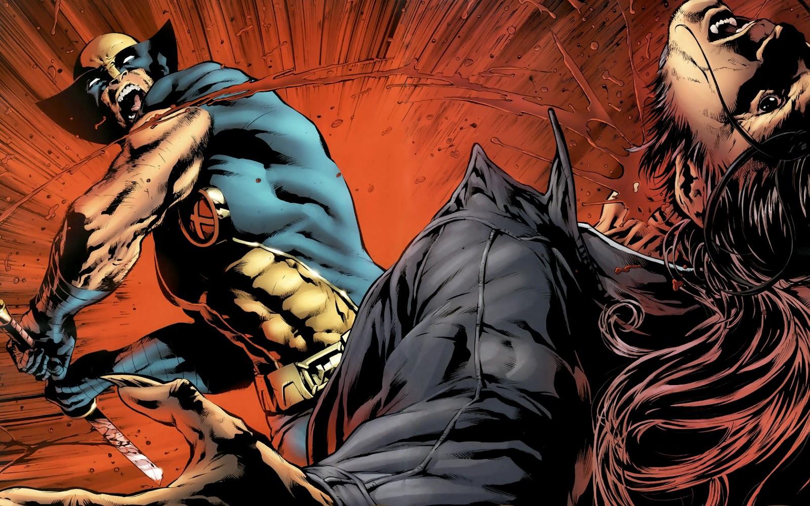 Оръжия, оборудване и джаджи: Мурамаса, мечът на Wolverine