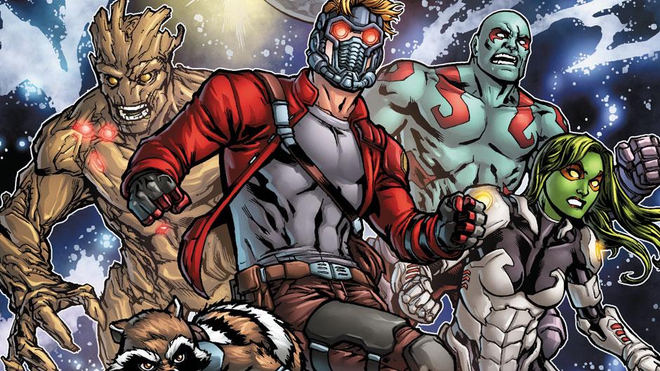 Няколко любопитни факти за Guardians of the Galaxy