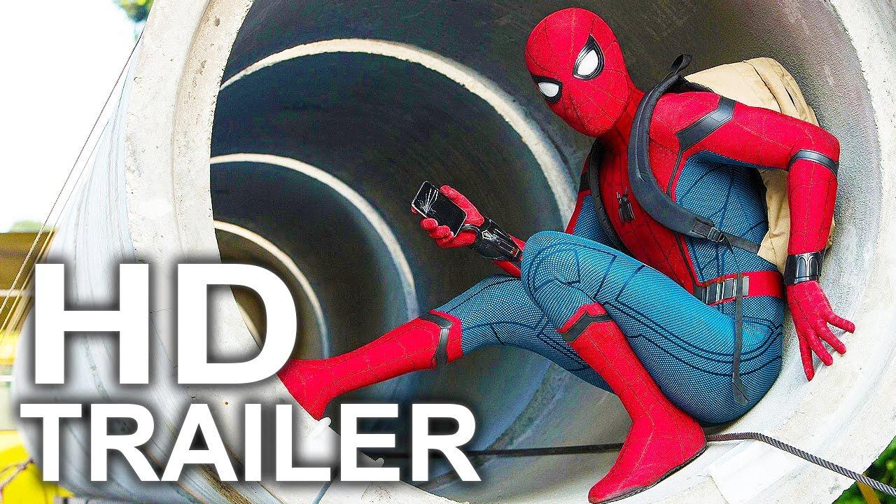"""Нови Трейлъри: """"Spider-Man Homecoming"""""""