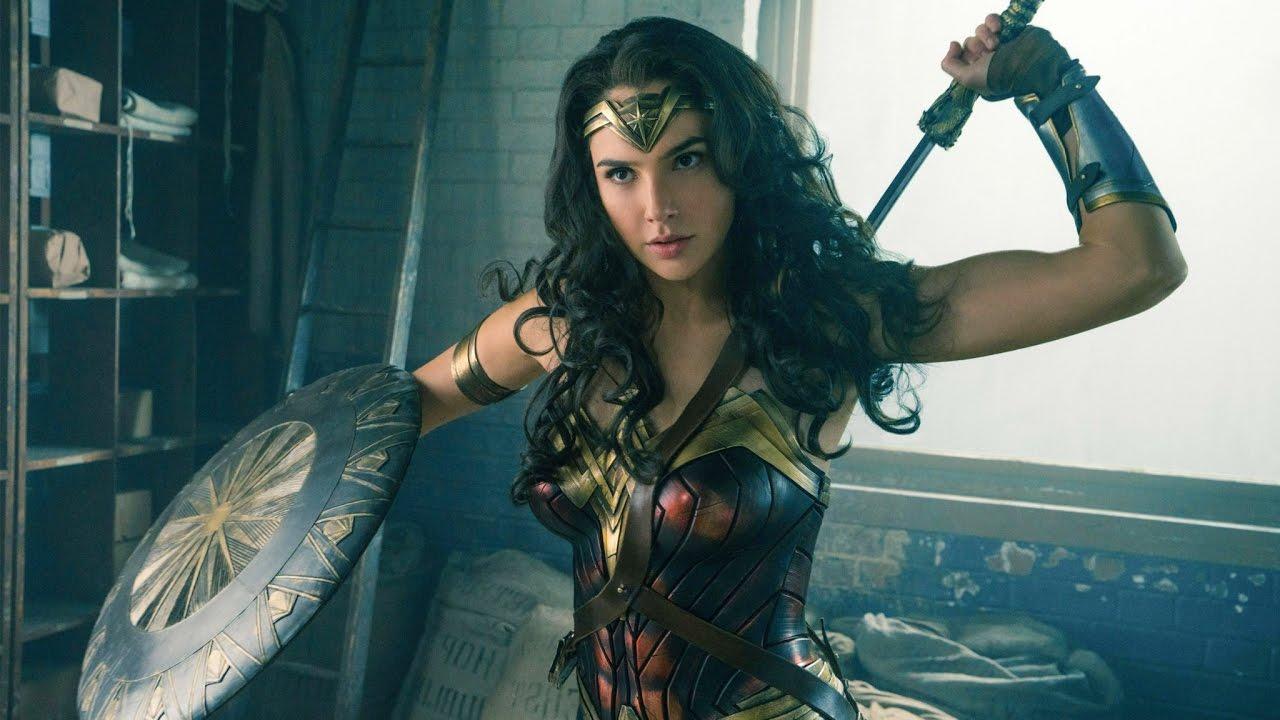 Wonder Woman-финален трейлър