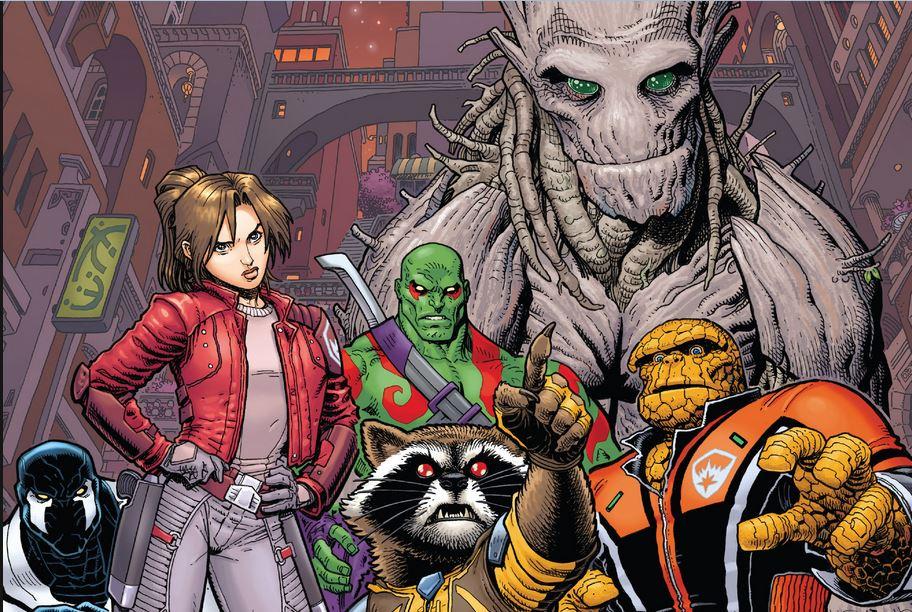 Комикс Ревю: Пазителите на Галактиката: Император Куил