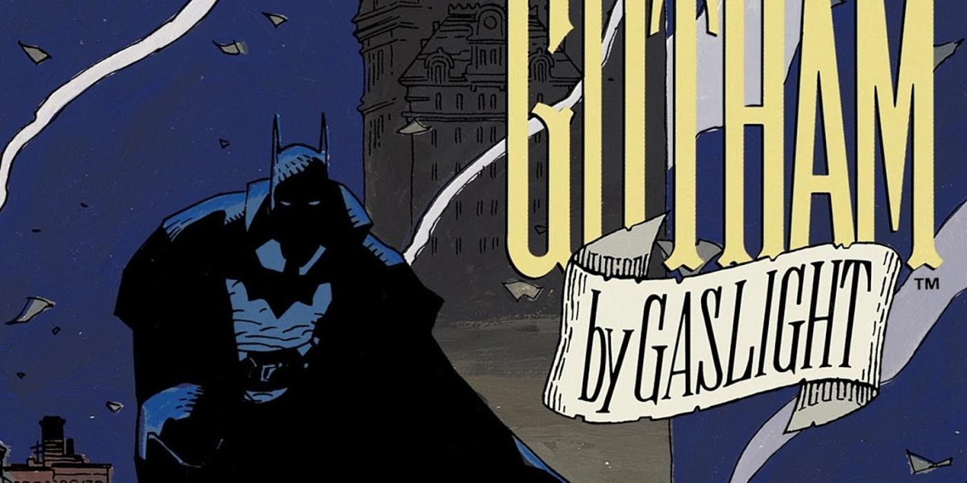 Gotham by Gaslight ще е следващият анимационен филм на DC