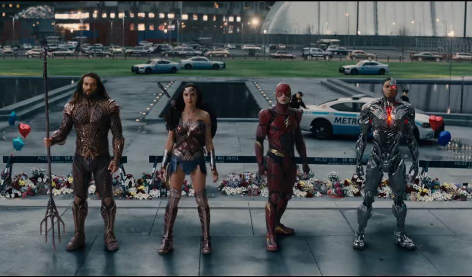 """Нов Трейлър: """"Justice League"""""""