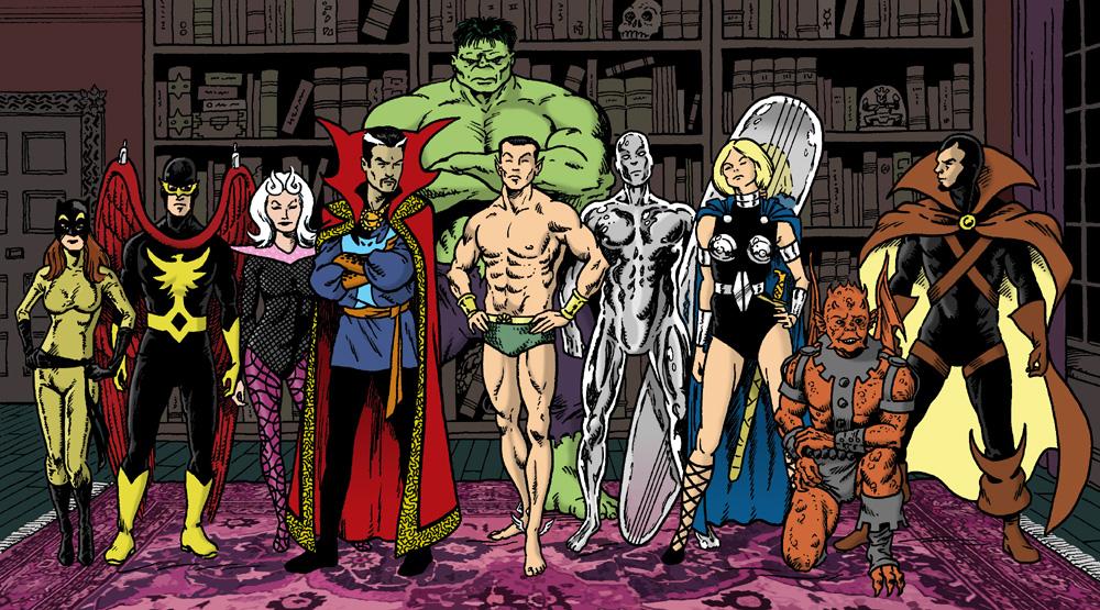 Кои са The Defenders в комиксите