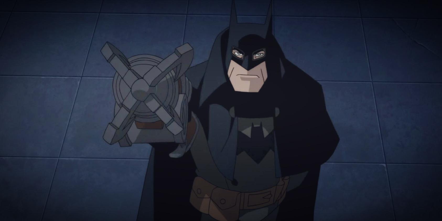 Първи кадри към Gotham by Gasslight