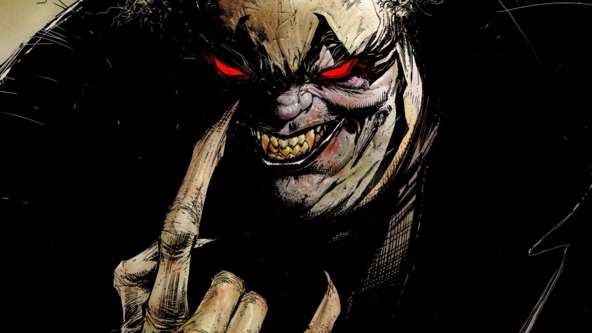 5 зли клоуна в комиксите