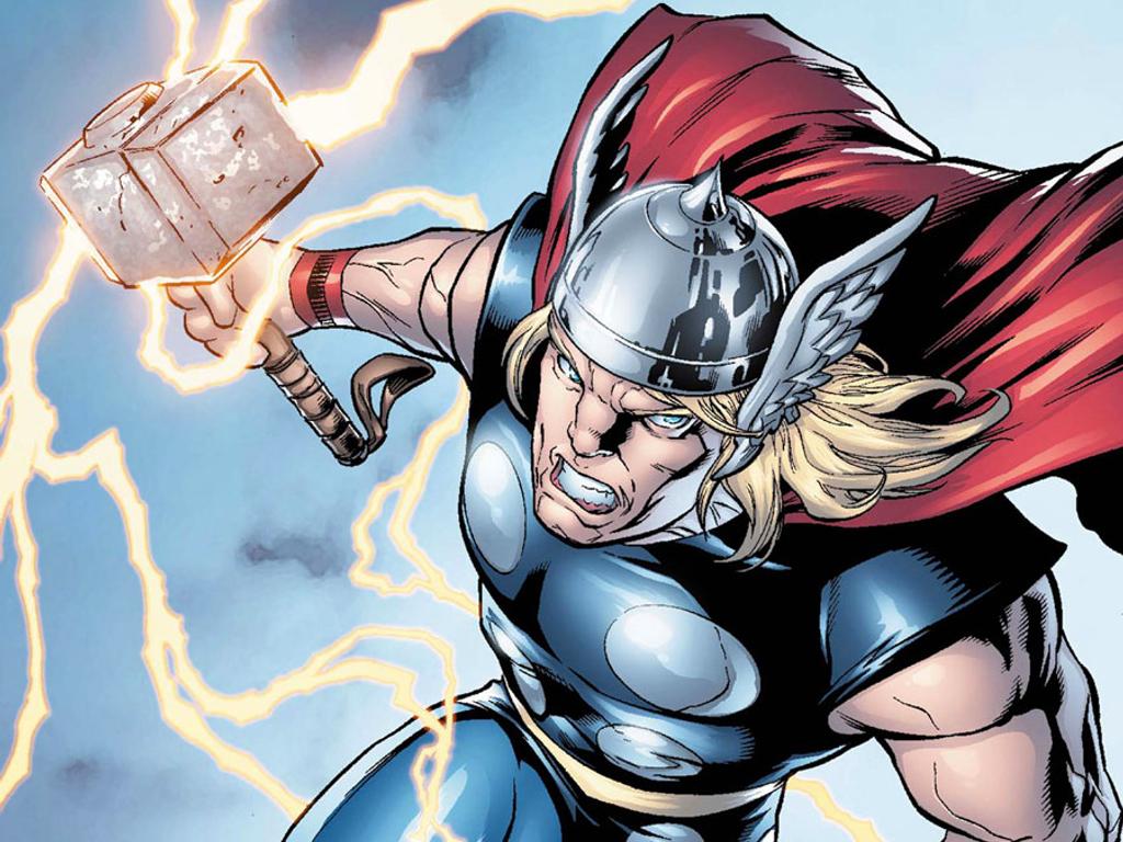 5 Добри Комикс Истории с Тор
