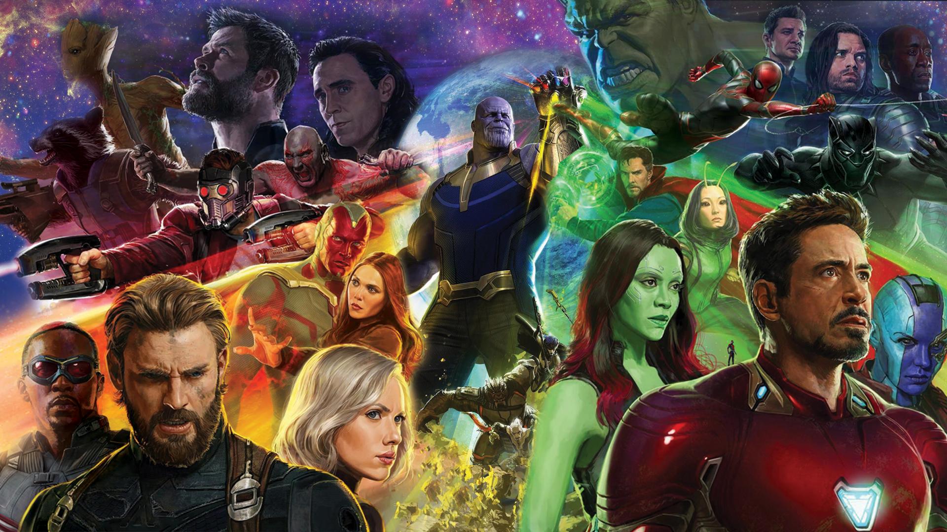 "Трейлър: ""Avengers Infinity War"""