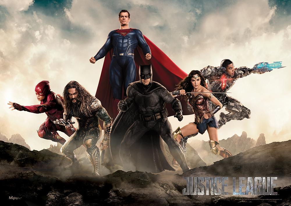 """Какво мисля за: """"Justice League"""""""