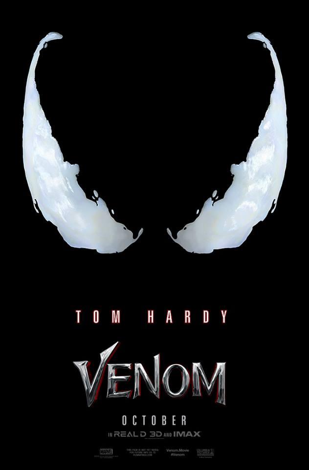 Тийзър: Venom