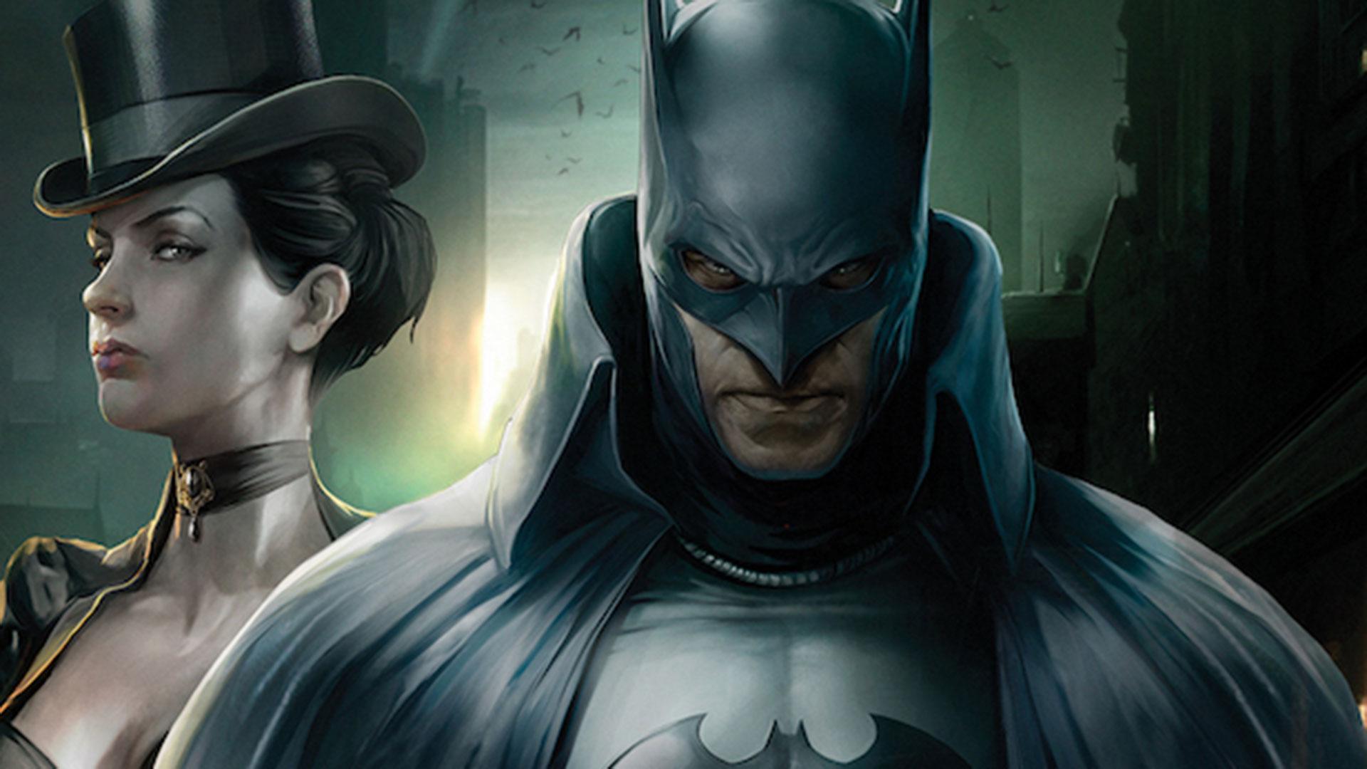 Какво мисля за: Gotham by Gaslight