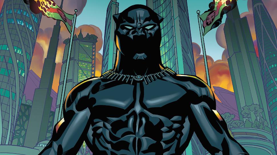 5 добри комикс истории с Черната Пантера