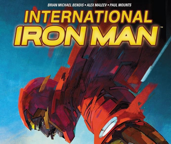 Комикс Ревю: International Iron Man #7