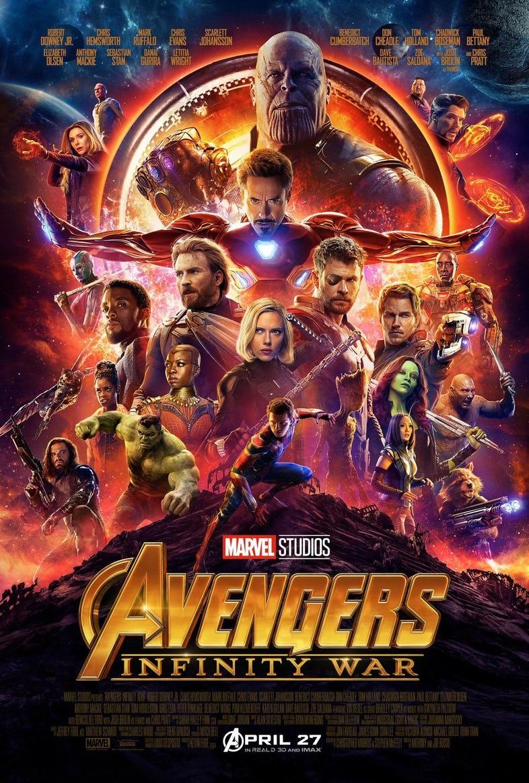 Avengers: Infinity War-втори трейлър