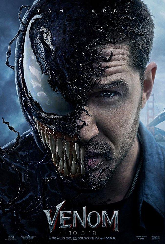 Venom с нов трейлър