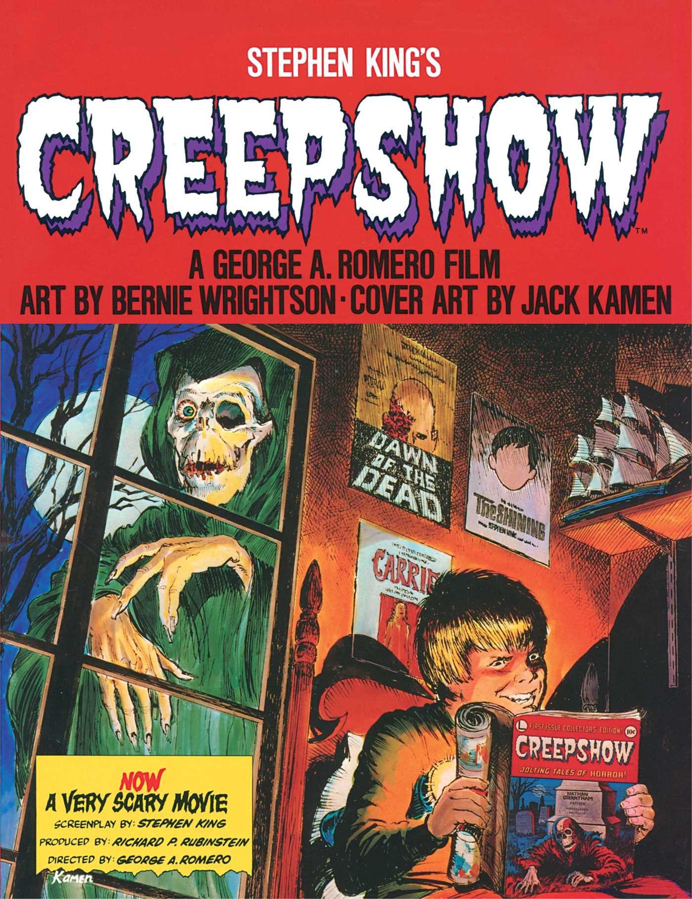 Halloween Special: Шоу на ужаса(Creepshow)