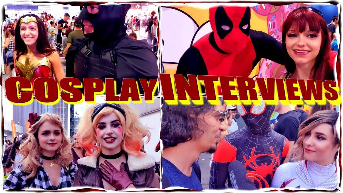 Aniventure Comic Con 2019: Косплей Интервюта